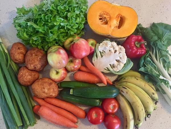 Fruit & Vegge